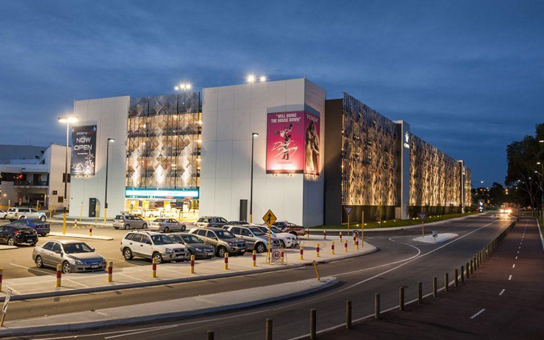 Crown Perth Multi Storey Car Park