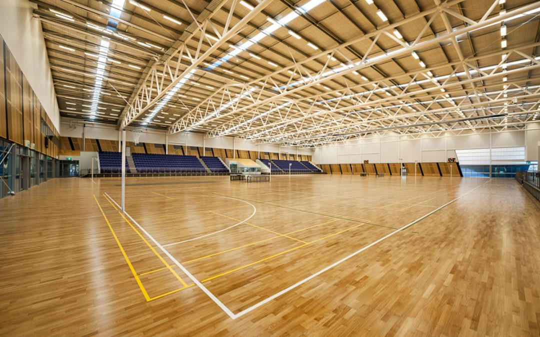 State Netball Centre Wembley
